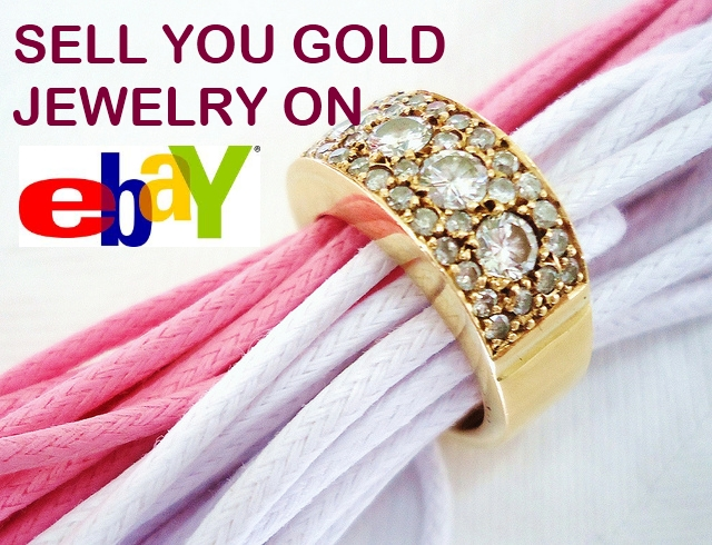Sell Gold Jewelry USA How to Sell Gold Jewelry on eBay