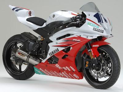 Modif Yamaha R6