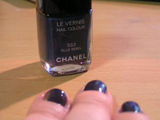 Chanel - Blue Rebel