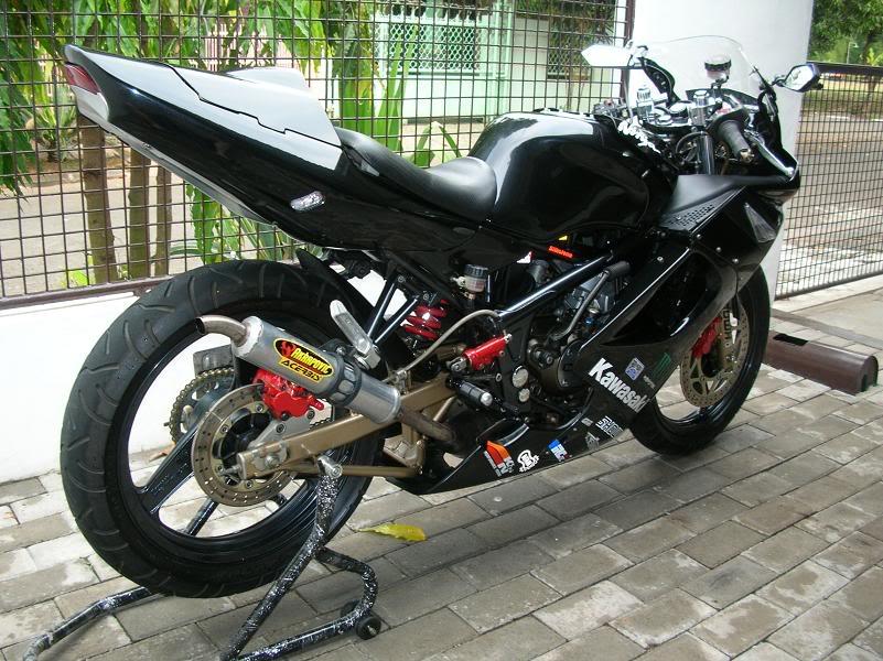 Modifikasi Kawasaki Ninja 150 RR | Update Berita dan Informasi Online ...