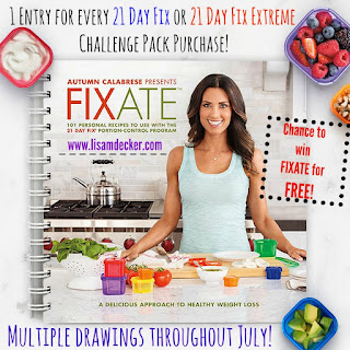 21 Day Fix Cookbook, 21 Day Fix approved recipes