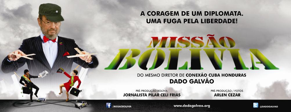 Missão Bolívia - Dialogar e Documentar!