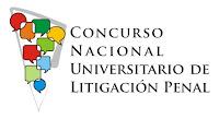 Concurso Nacional Universitario de Litigación Penal