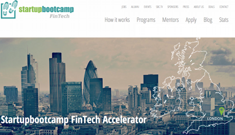 Startupbootcamp FinTech Accelerator