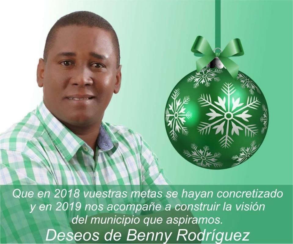 PERIODISTA BENNY RODRIGUEZ, ASPIRANTE ALCALDIA DE BARAHONA 2020-2024