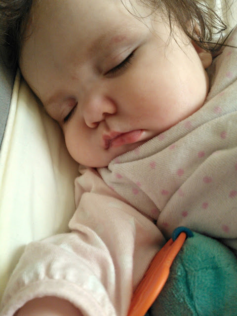 Sleeping Baby girl