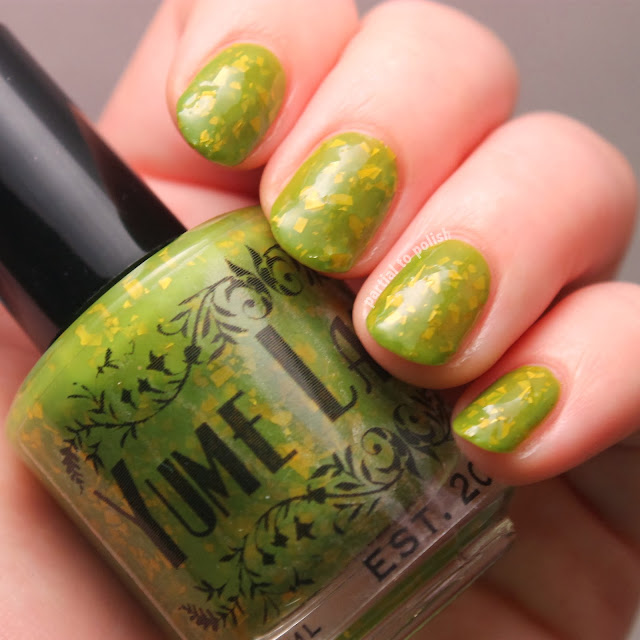 Yume Lacquer Galactic Punt