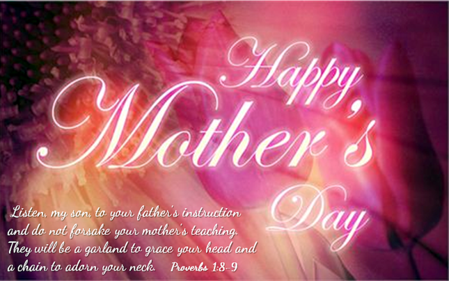 Proverbs 8:1-9 Mother's Day