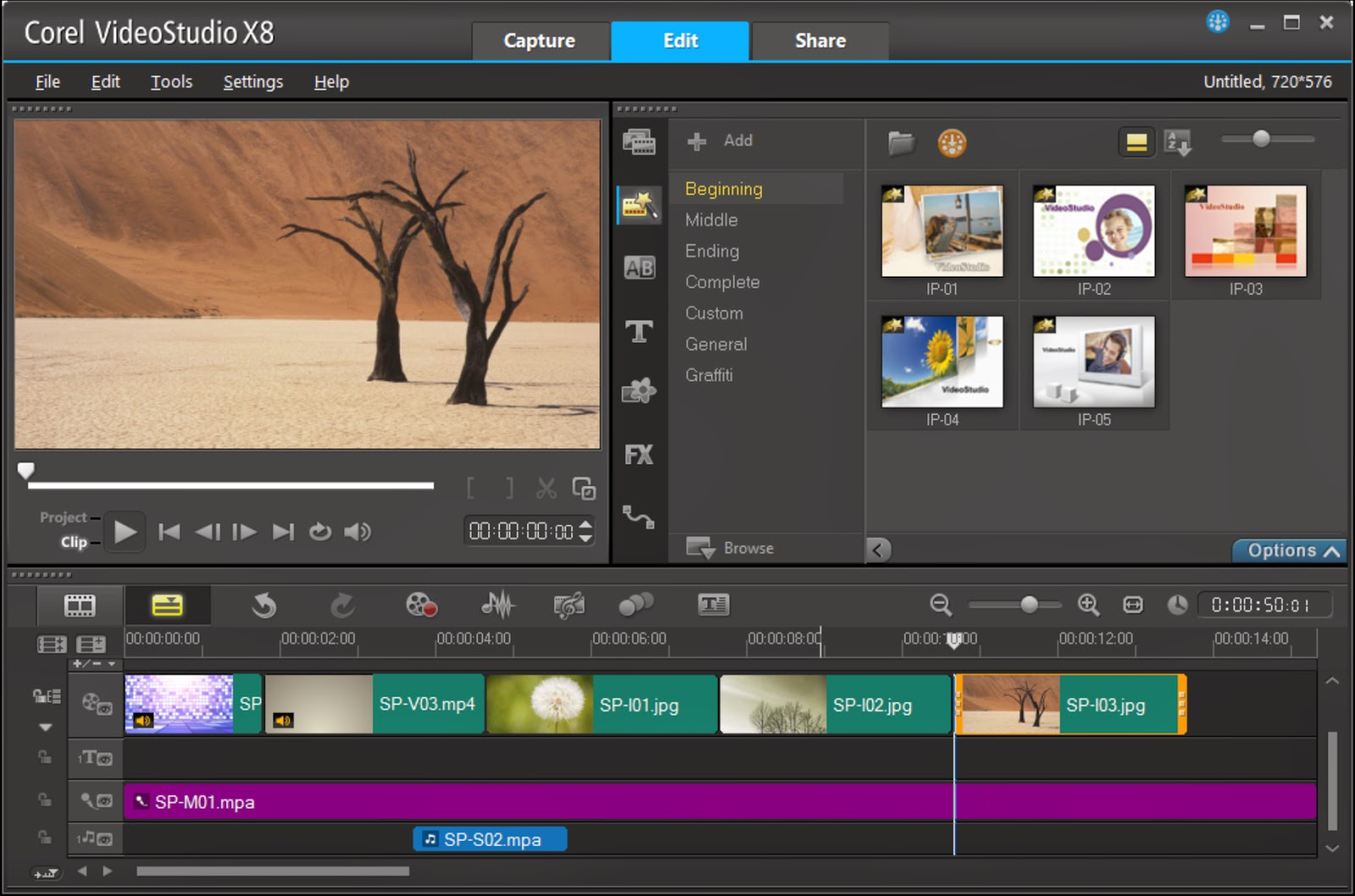 โหลด Corel VideoStudio Ultimate X8 Full (x86-x64) โปรแกรมตัดต่อวีโอ ตัวล่าสุด[Full][กุญแจ]