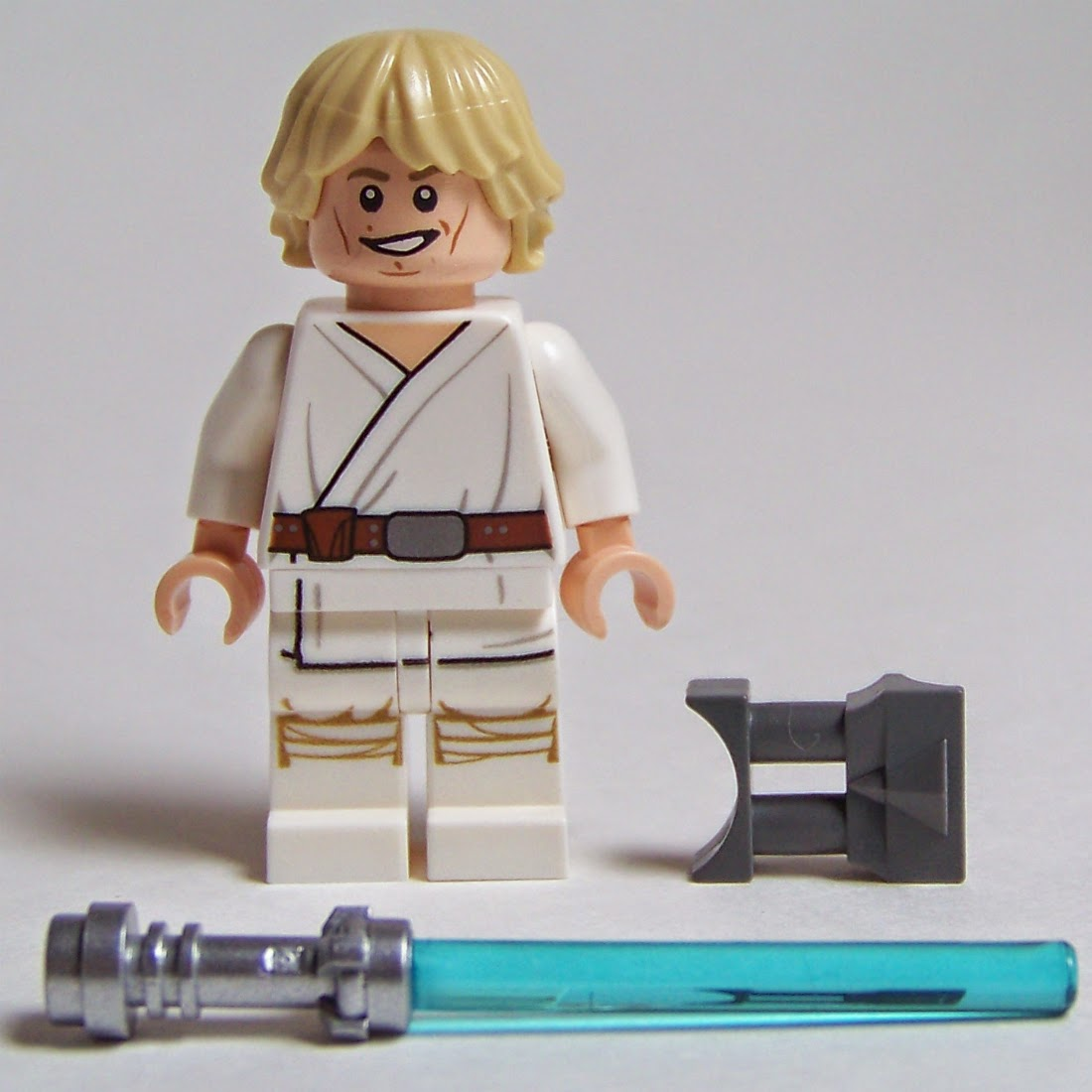 LEGO Luke Skywalker minifigure 2014