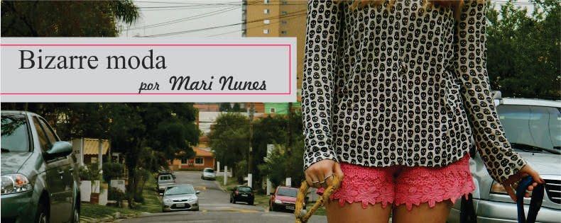 Bizarre moda por Mari Nunes