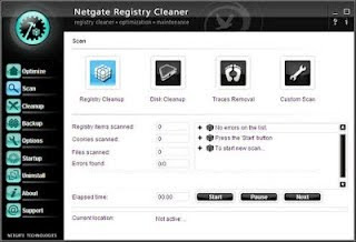 NETGATE Registry Cleaner 4.0 Full Version Incl Keygen