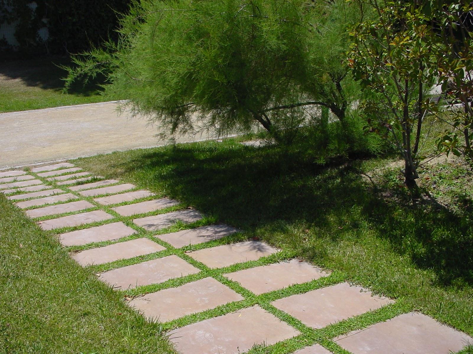 Jardineria eladio nonay jardiner a eladio nonay senderos for Baldosas para jardin baratas