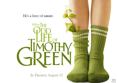 The Odd Life Of Timothy Green - A movie directed by Peter Hedges and starring Jennifer Garner, Joel Edgerton, CJ Adams, Ron Livingston and Rosemarie DeWitt