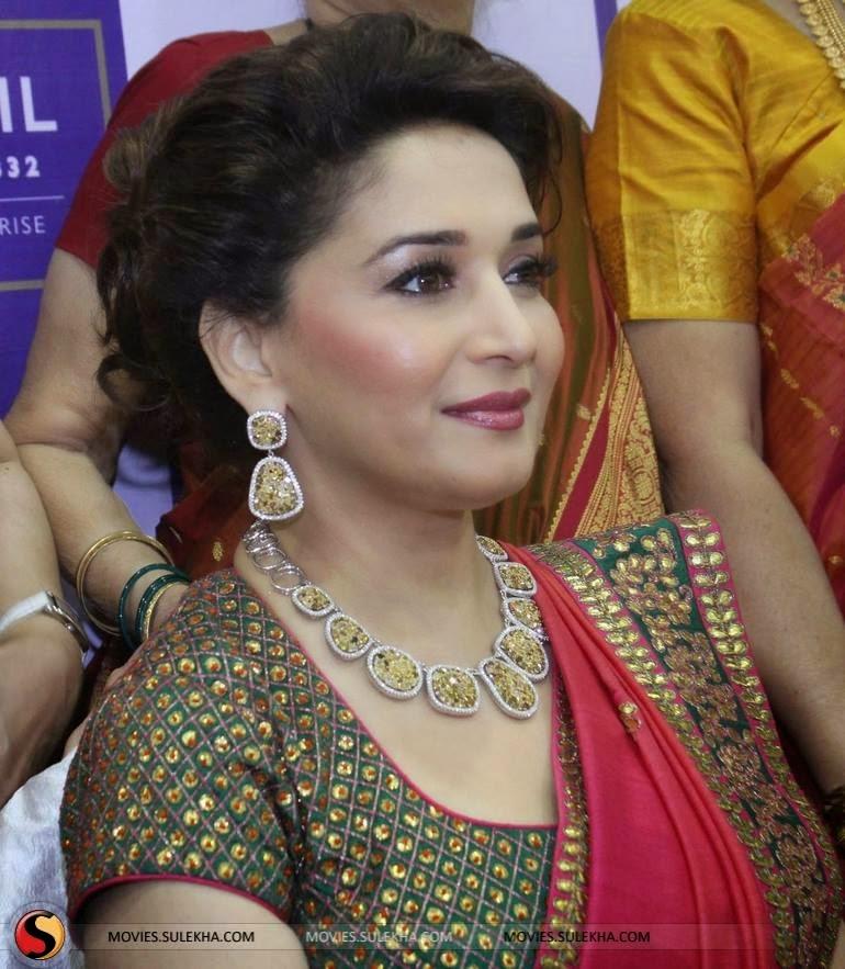 Madhuri Dixit cute pic