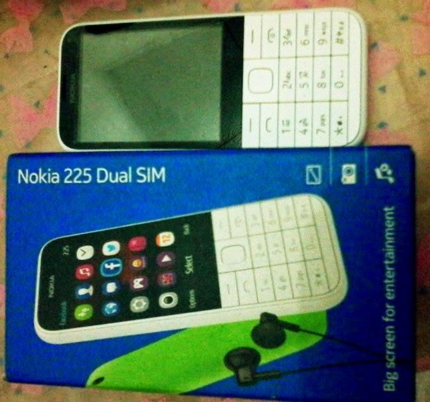 Jual Nokia 225 Surakarta