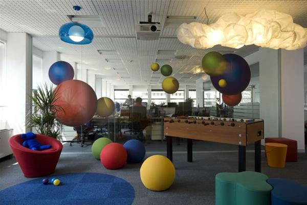 google office designs. Office Atmosphere Is Very Much Alive And Certainly Not Boring. Examples Of His Designs You Can See Below, Hopefully Find Inspiration New Google