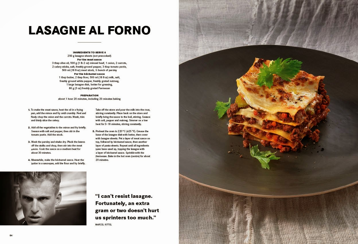 a fine book that would be at home either on your cookbook shelf or in your cycling library tour de cuisine is an excellent effort to unite gourmet