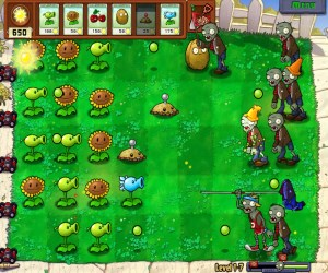 Play Game Plants vs Zombies