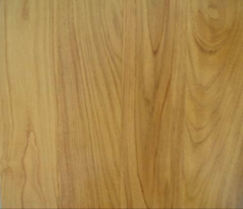 Itu dianjurkan untuk menggunakan kayu yang bersifat solid/padat