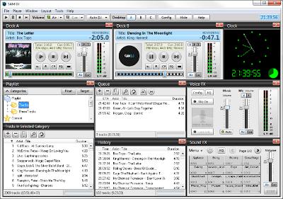 SAM DJ 4.4.5