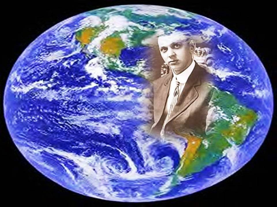 Edgar Cayces Visions And Predictions About Earth Changes UFO - Edgar cayce future us map