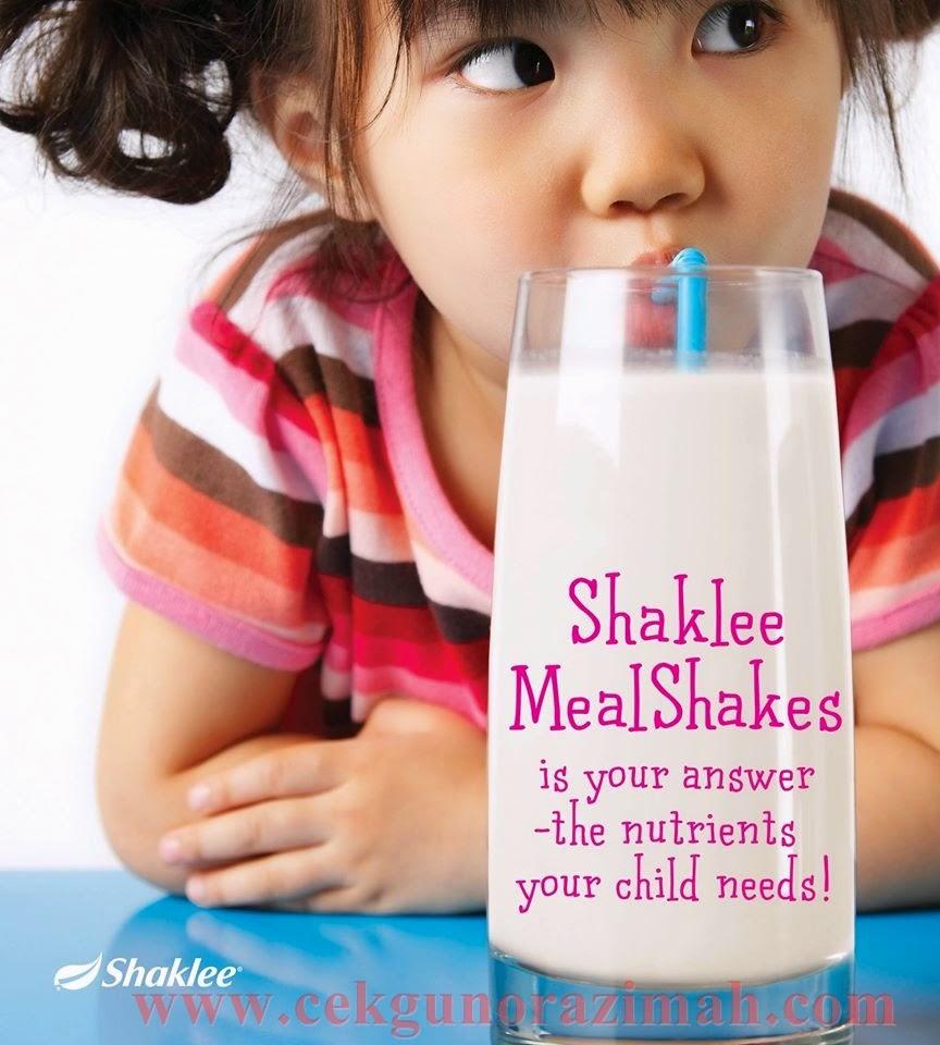nutrisi penting untuk kanak-kanak