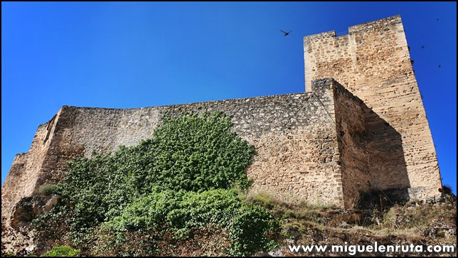 Castillo-de-Yeste