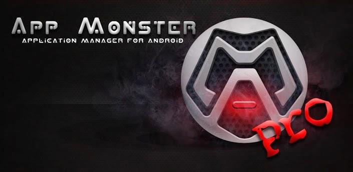 Appmonster Pro Backup Restore full apk