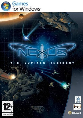 Nexus: The Jupiter Incident PC Cover