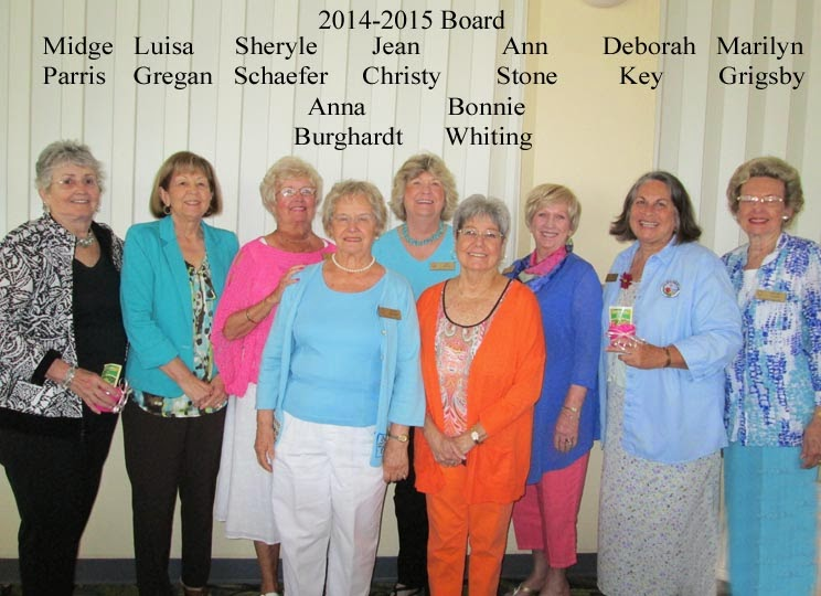 Cocoa Beach Woman's Club News and Events