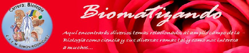 ...Biomatizando
