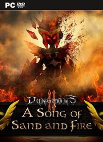 Dungeons 2 A Song of Sand and Fire-CODEX Terbaru For Pc cover 1