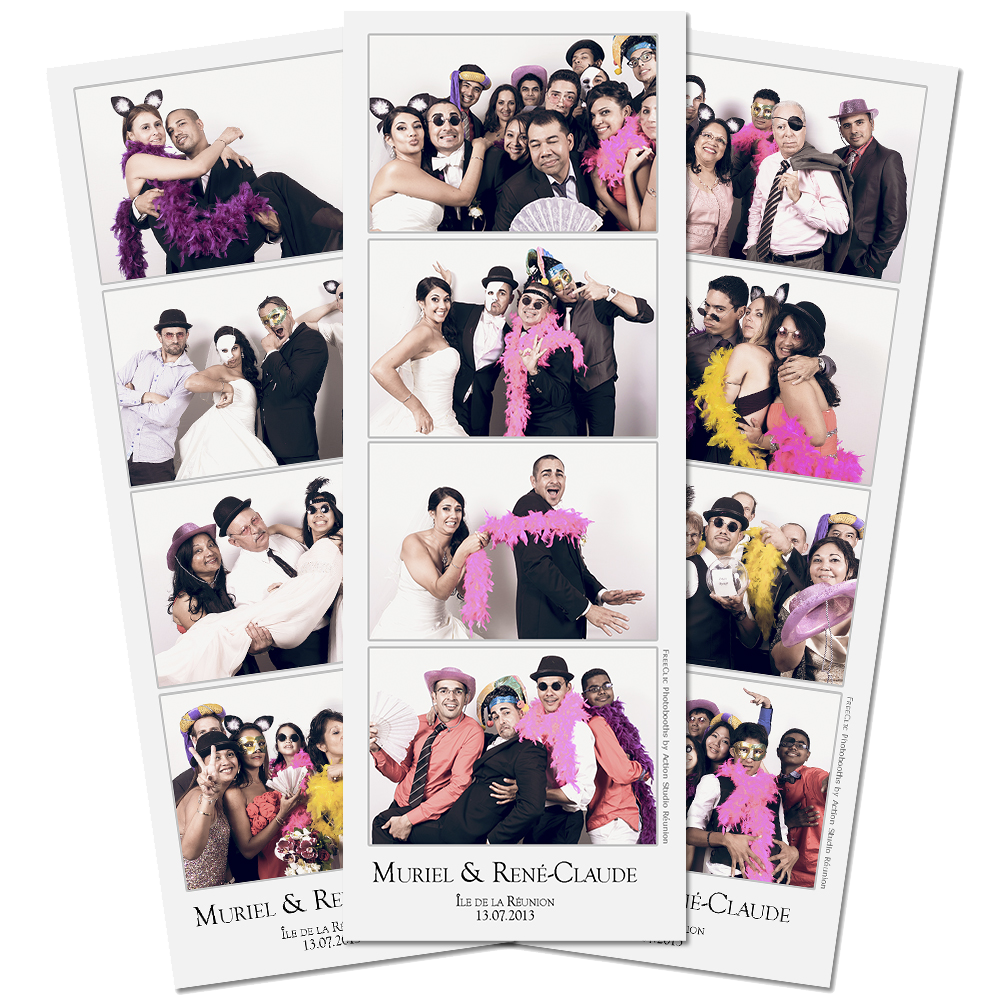 photographe mariage action studio ile de la reunion 974 freeclic un photobooth pour votre. Black Bedroom Furniture Sets. Home Design Ideas