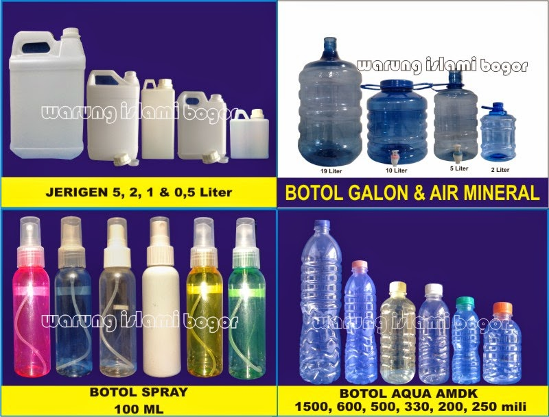Jual Botol Spray KANGEN WATER