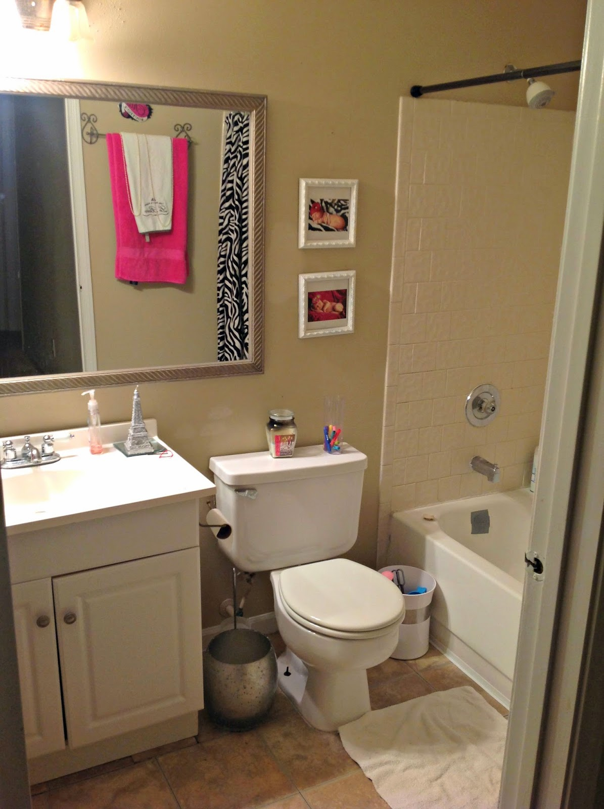 Guest Bath Reno Day 1: Demo + Tub - Ashley Nicole Designs