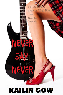 SupaGurl Book Tour Review:Never Say Never by Kailin Gow