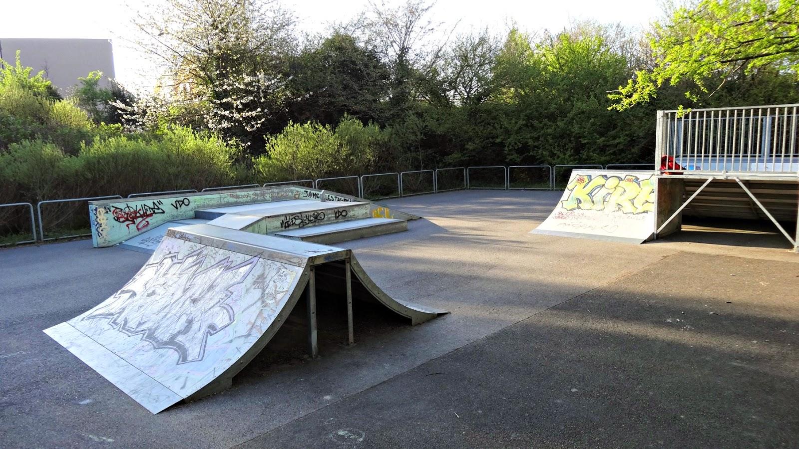Skate park Antony