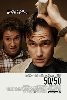 Seth Rogen and Joseph Gordon-Levitt star in 50/50