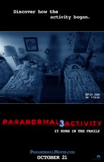 Paranormal Activity 3 (2011)