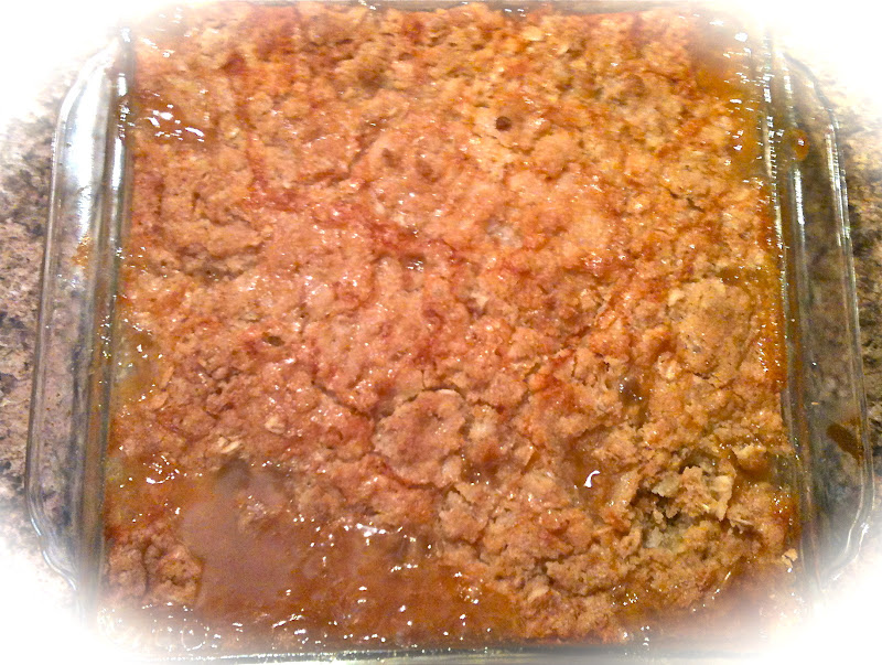 ... . Download Free Pictures, Images and Photos Gluten Free Peach Crisp