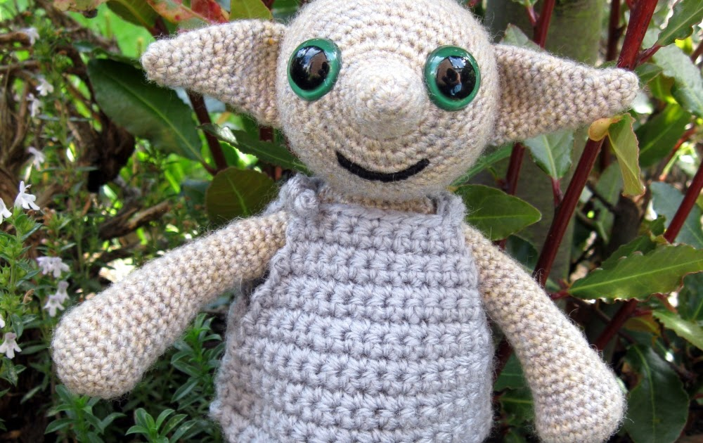 Lucyravenscar Crochet Creatures Little Folk