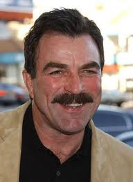 How to grow a tom selleck mustache
