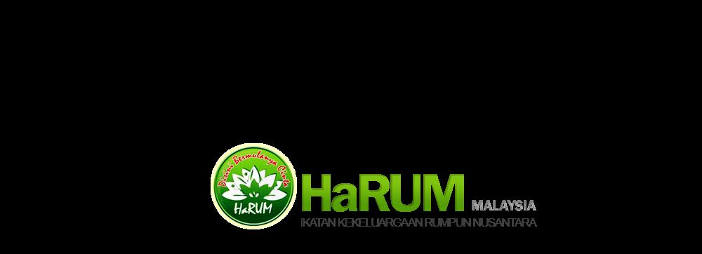HaRUM Malaysia | Ikatan Kekeluargaan Rumpun Nusantara