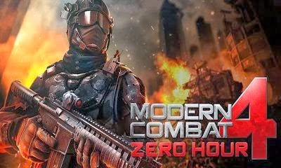 GAME ANDROID Modern Combat 4 APK DATA