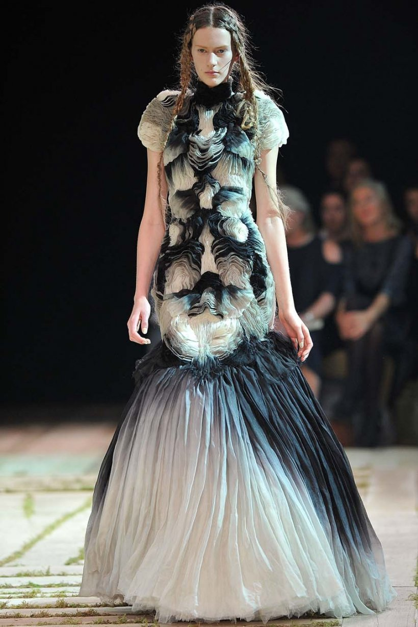 trendy jam alexander mcqueen ss11 just beautiful