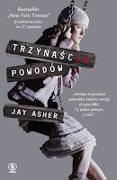 """Następnie: """"Trzynaście powodów"""" Jay Asher"""