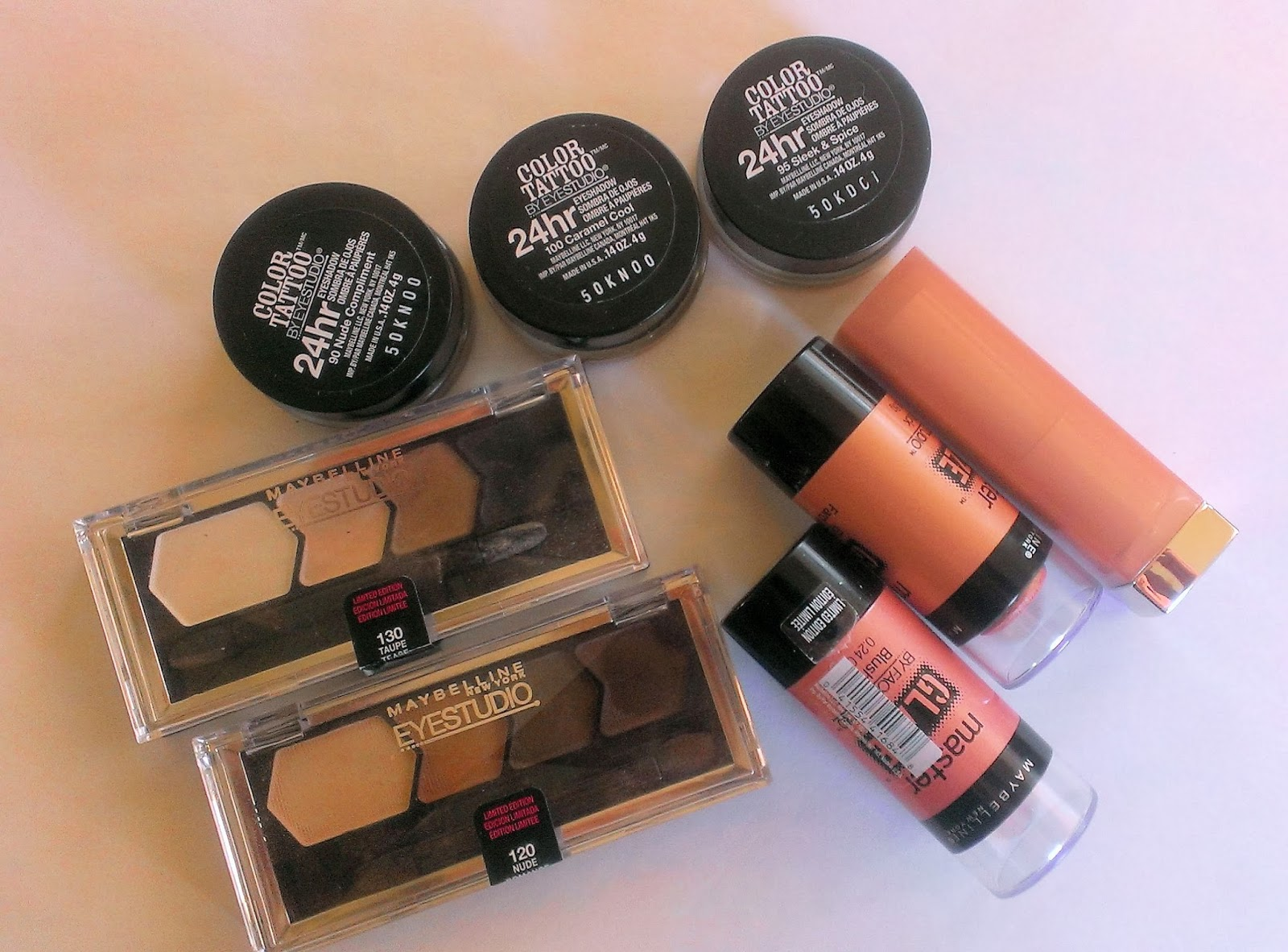 Maybelline Dare To Go Nude: Color Elixir Lip Gloss