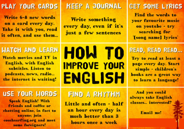 How to Enhance English