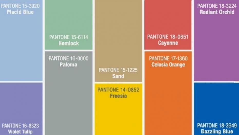 Sarah 1 jour 1 obsession les couleurs de l 39 t 2014 - Les couleurs de l ete ...